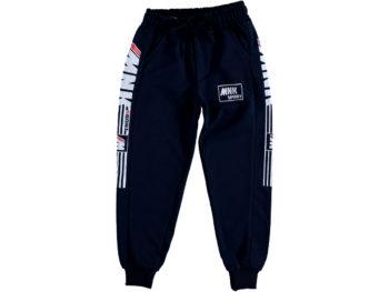 Спортивные штаны 9/12 лет темно-синие 311190