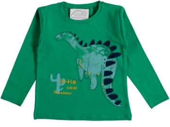 Кофта динозавр 2/5 лет 317453